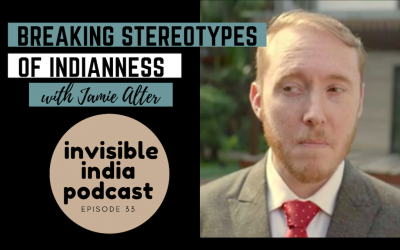 Jamie Alter – Breaking Stereotypes of Indianness