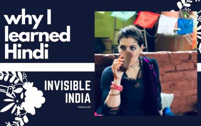 Why I Learned Hindi (English & Hindi Bilingual Special Episode)