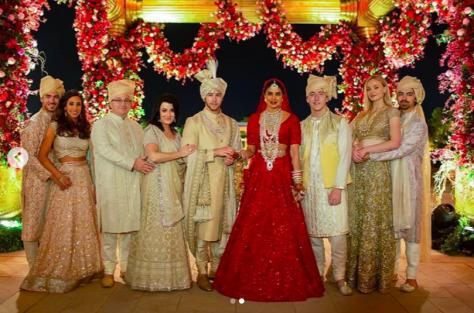 Chopra Jonas Indian Wedding