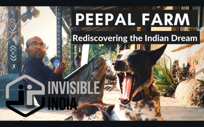 Peepal Farm Founder Robin Singh on Organic Farming, Veganism & Rediscovering the Indian Dream
