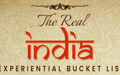 The REAL India Experiential Bucket List
