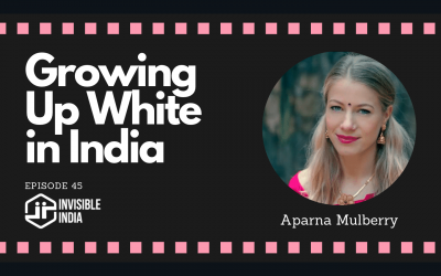 Growing Up White in India