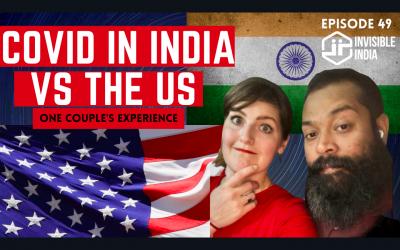 COVID in India vs the US