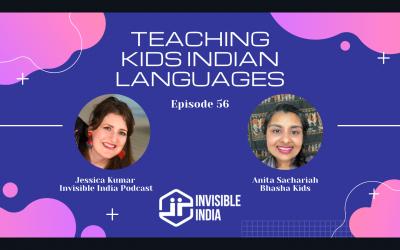 Teaching Kids Indian Languages
